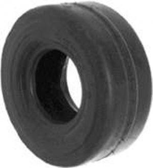 Smooth & Slick Tread Tires