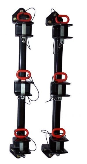 Equipment Guard Trailer Racks